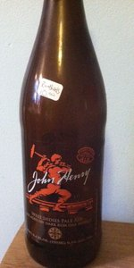 John Henry West Indies Pale Ale