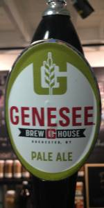 Genesee Brew House Pale Ale