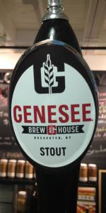 Genesee Brew House Oatmeal Stout