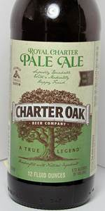 Royal Charter Pale Ale