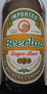 Beerlao Lager