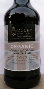 Duchy Originals Organic Diamond Jubilee IPA