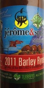 Spike & Jérôme's Collaboration Ale