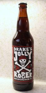 Drake's Jolly Rodger American Barleywine 2012