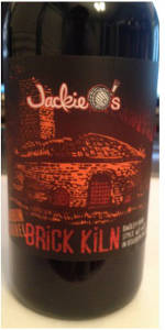 Bourbon Barrel-Aged Brick Kiln
