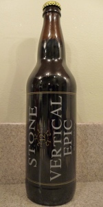 Stone 12.12.12 Vertical Epic Ale