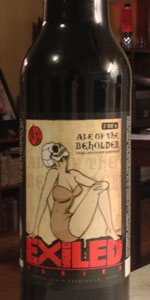 Ale Of The Beholder - Dark Chocolate Raspberry (Exiled Series #2 Of 6)