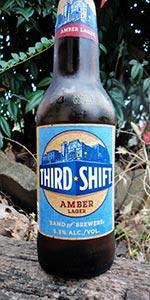 Third Shift Amber Lager