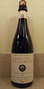 Old Rasputin XV Anniversary Barrel Aged Stout