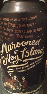 Marooned On Hog Island