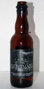 Crooked Stave Nightmare On Brett - Cognac Barrel