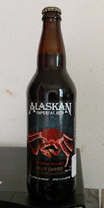 Alaskan Imperial Red Ale (Pilot Series)