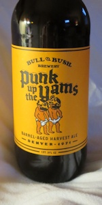 Punk Up The Yams