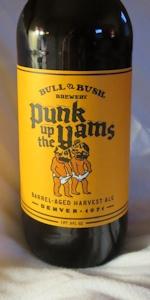 Punk Up The Yams