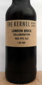 London Brick (collaboration Red Rye Ale)