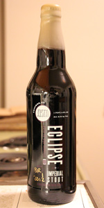 Imperial Eclipse Stout - Bernheim Wheat Whiskey