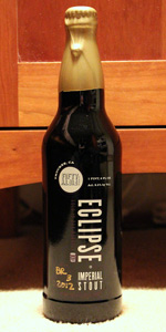 Imperial Eclipse Stout - American Mellow Corn Whiskey