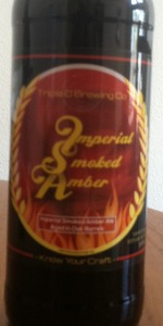 Imperial Smoked Amber