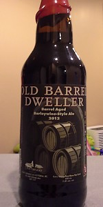 Old Barrel Dweller