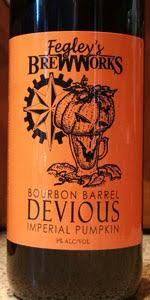 Bourbon Barrel Aged Devious