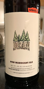 Dean Pacific Northwest Mahogany Ale