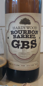 Bourbon GBS (Gingerbread Stout)