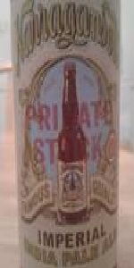 Private Stock Imperial India Pale Ale