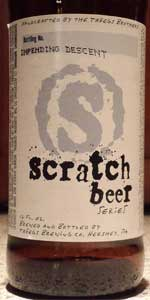 Scratch Beer 83 - 2012 (Â¿Impending Descent?)