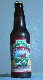Jack Russell Jack's Farmhouse Ale