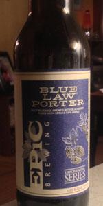 Blue Law Porter