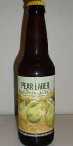 Pear Lager