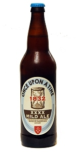 Once Upon A Time 1832 XXXX Mild Ale