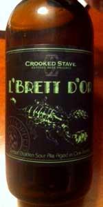 L'Brett D'Or - Dry Hopped
