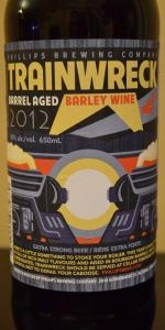 Trainwreck Barrel Aged Barley Wine
