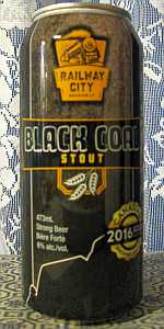 Black Coal Stout