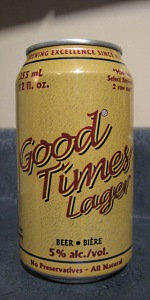 Good Times Lager