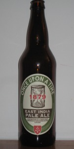 Once Upon A Time 1879 East India Pale Ale