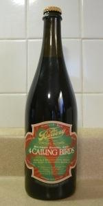 Bourbon Barrel Aged 4 Calling Birds