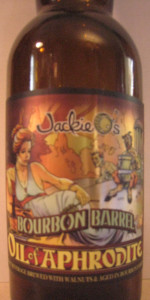 Bourbon Barrel Oil Of Aphrodite