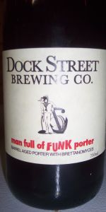 Man Full Of Funk Porter