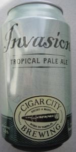 Invasion Pale Ale
