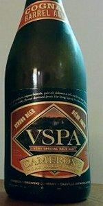Very Special Pale Ale (VSPA) - Cognac Barrel Aged