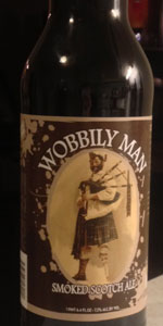 Wobbily Man Smoked Scotch Ale