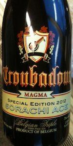 Troubadour Magma Special Edition 2012 - Sorachi Ace