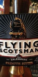 Flying Scotsman Premium Bitter