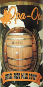 Barrel Aged Milk Stout