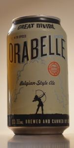 Orabelle Belgian-Style Ale