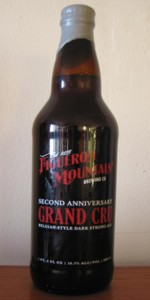 Second Anniversary Grand Cru