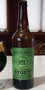 Brewer's Reserve Rye Barrel Stout