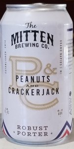 Peanuts And Cracker Jack Porter
